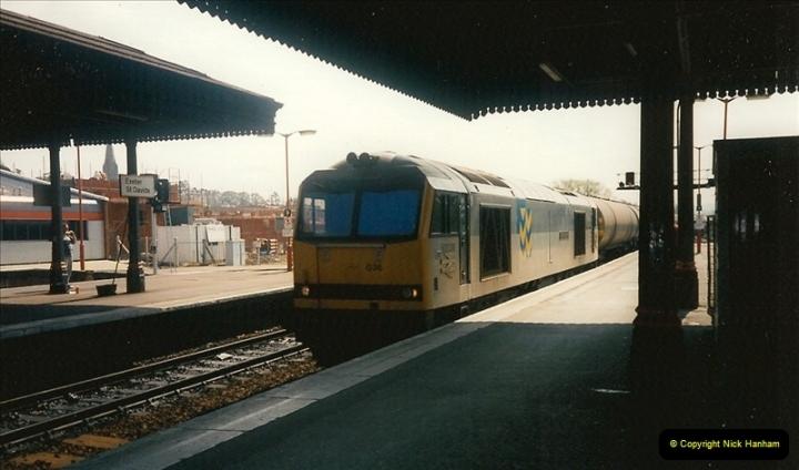 1995-04-12 Exeter St. Davids, Exeter, Devon. (42)0226