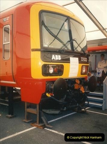 1995-05-10 Royal Mail exhibition @ Milton Keynes, Buckinghamshire. (2)0230