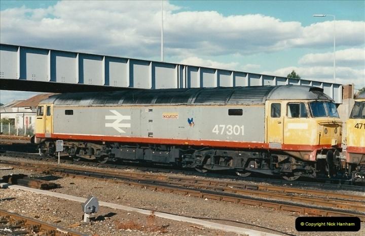 1995-08-27 Eastleigh, Hampshire.  (2)0232