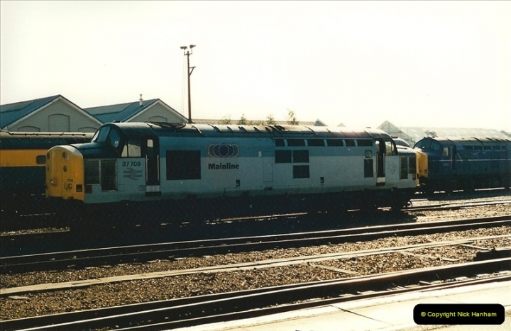 1995-10-08 Eastleigh, Hampshire.  (2)0269