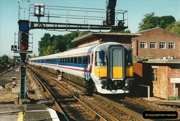 1995-10-08 Southampton, Hampshire.  (1)0272