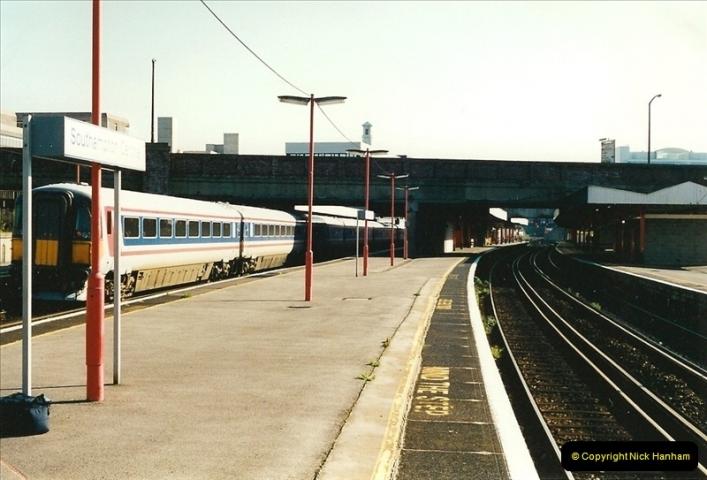 1995-10-08 Southampton, Hampshire.  (2)0273