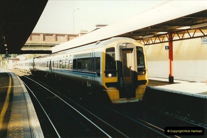 1995-10-08 Southampton, Hampshire.  (5)0276