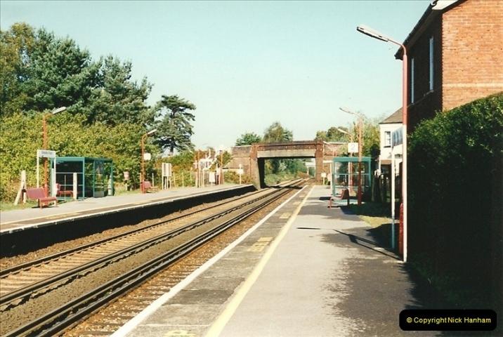 1995-10-09 Beaulieu Road, Hampshire.0279