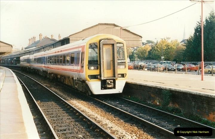 1995-10-14 Salisbury, Wiltshire.  (11)0298