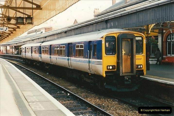 1995-10-14 Salisbury, Wiltshire.  (12)0299