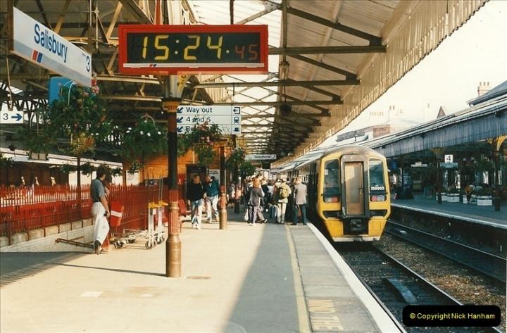 1995-10-14 Salisbury, Wiltshire.  (16)0303
