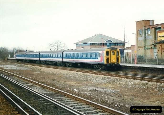 1996-02-18 Hook, Hampshire.  (1)0348