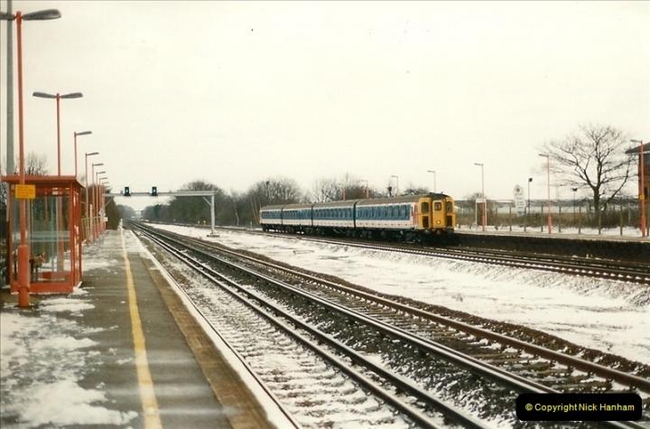 1996-02-20 Hook, Hampshire.  (1)0353