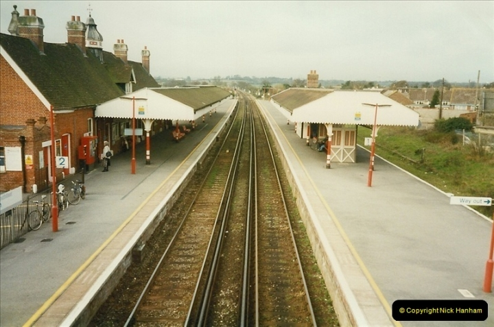 1996-04-18 Wareham, Dorset.  (5)0374