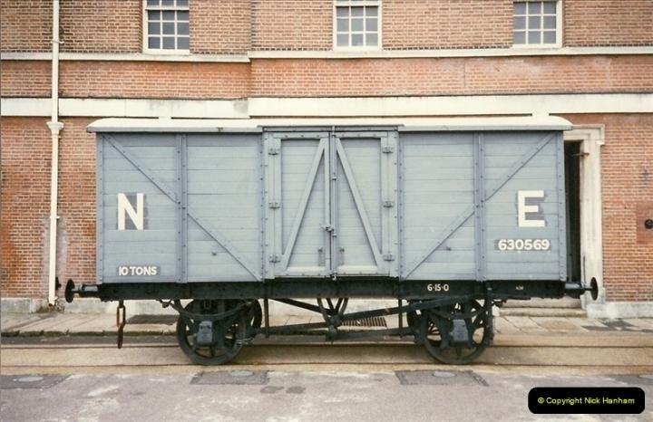 1996-11-02 Portsmouth Dockyard, Portsmouth, Hampshire.  (1)0420