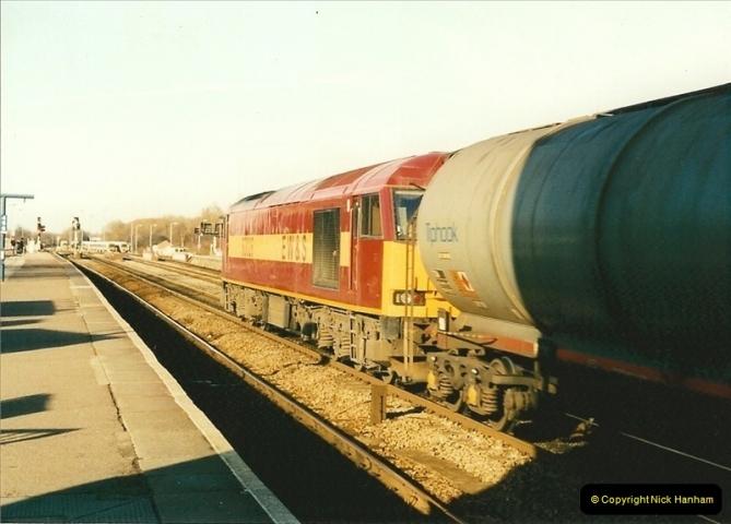 1997-02-08 Oxford, Oxfordshire.  (12)0434