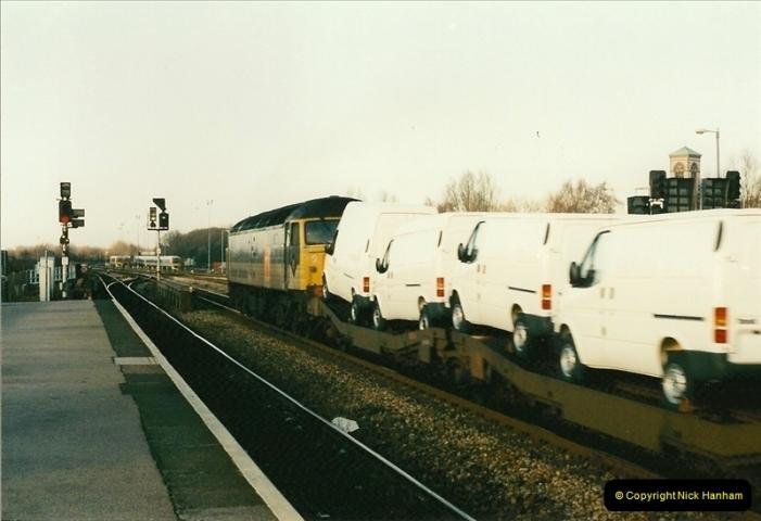 1997-02-08 Oxford, Oxfordshire.  (20)0442