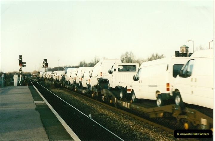 1997-02-08 Oxford, Oxfordshire.  (21)0443