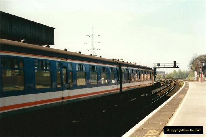 1997-04-07 Southampton, Hampshire.  (100)0699