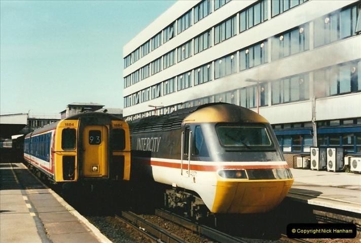 1997-04-07 Southampton, Hampshire.  (103)0702