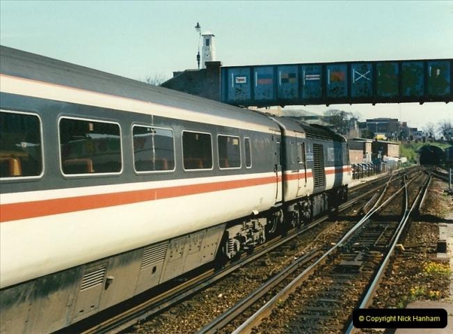 1997-04-07 Southampton, Hampshire.  (105)0704