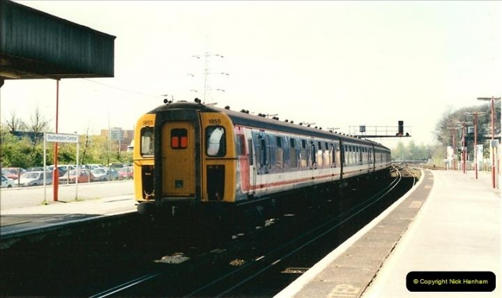 1997-04-07 Southampton, Hampshire.  (106)0705