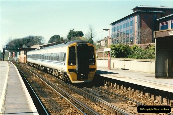 1997-04-07 Southampton, Hampshire.  (107)0706
