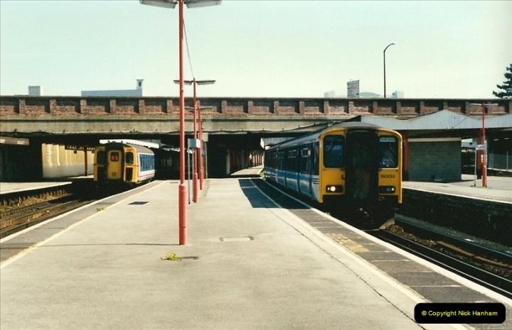 1997-04-07 Southampton, Hampshire.  (108)0707