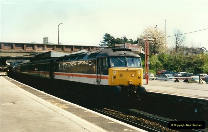 1997-04-07 Southampton, Hampshire.  (110)0709