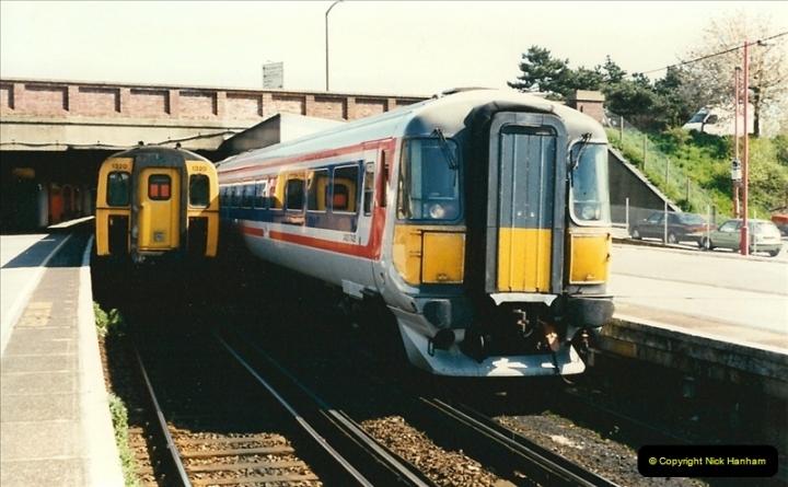1997-04-07 Southampton, Hampshire.  (112)0711