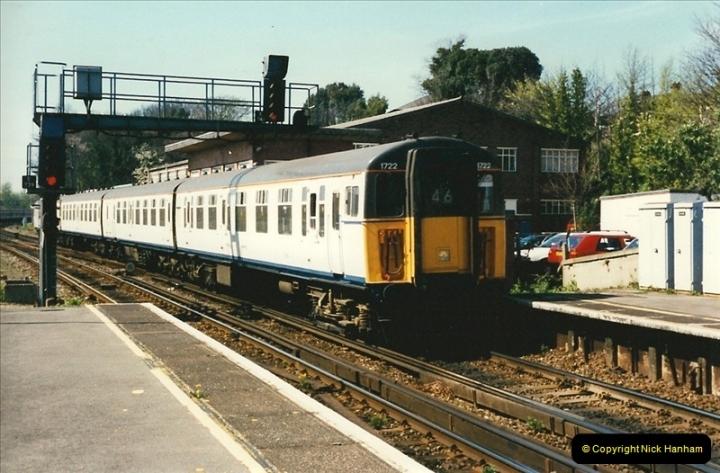 1997-04-07 Southampton, Hampshire.  (113)0712