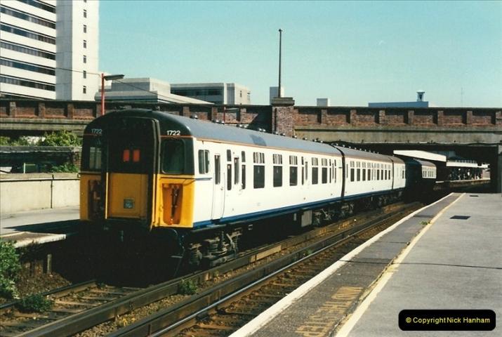 1997-04-07 Southampton, Hampshire.  (114)0713