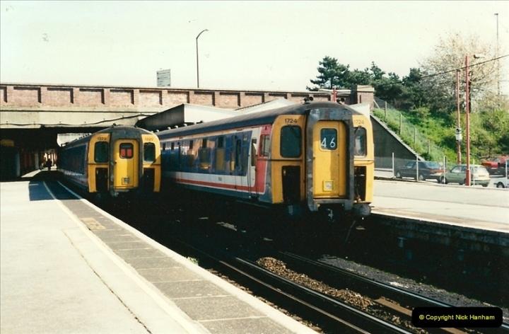 1997-04-07 Southampton, Hampshire.  (115)0714