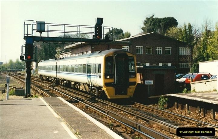 1997-04-07 Southampton, Hampshire.  (116)0715