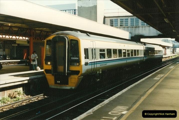 1997-04-07 Southampton, Hampshire.  (25)0624