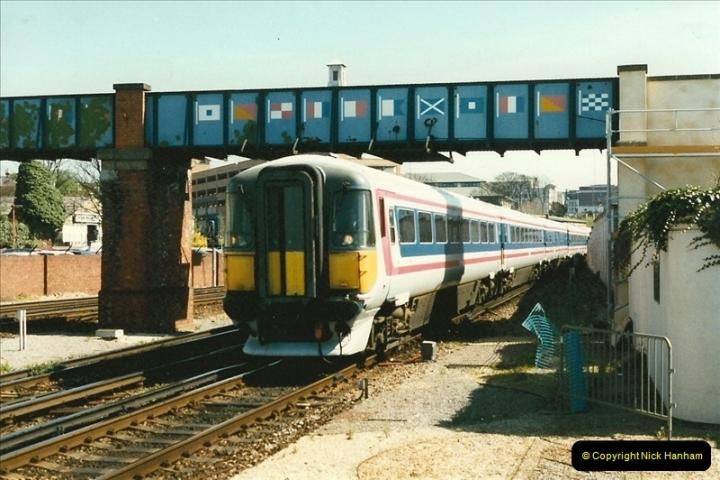 1997-04-07 Southampton, Hampshire.  (32)0631