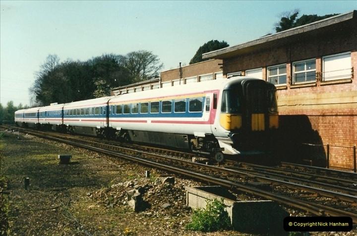 1997-04-07 Southampton, Hampshire.  (52)0651