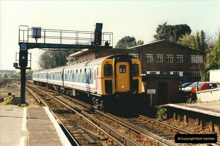 1997-04-07 Southampton, Hampshire.  (53)0652