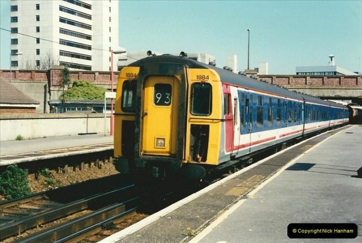 1997-04-07 Southampton, Hampshire.  (54)0653