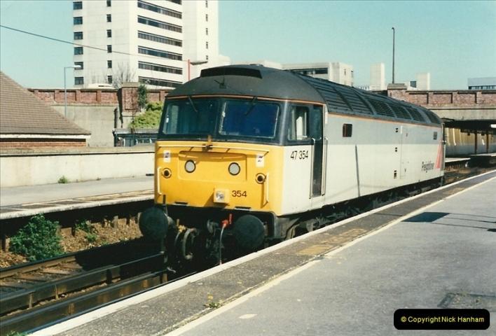 1997-04-07 Southampton, Hampshire.  (55)0654