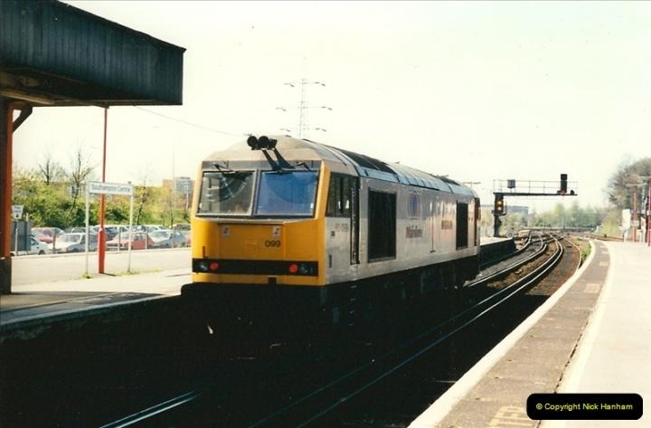 1997-04-07 Southampton, Hampshire.  (56)0655