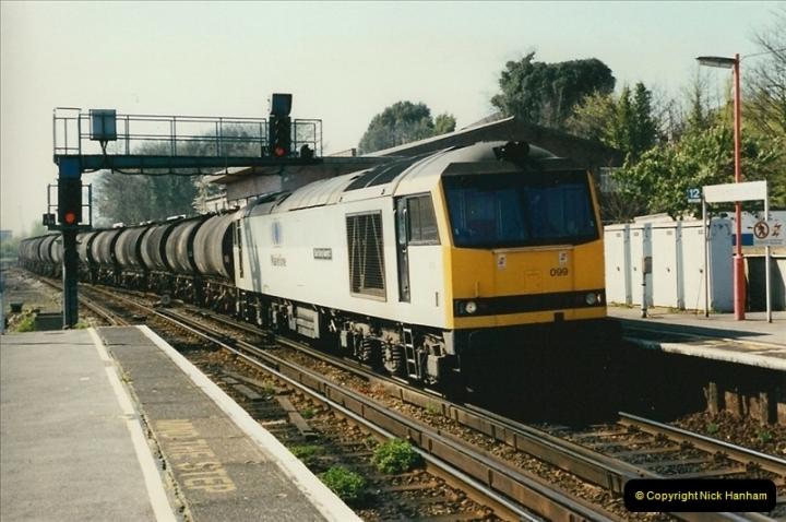 1997-04-07 Southampton, Hampshire.  (57)0656