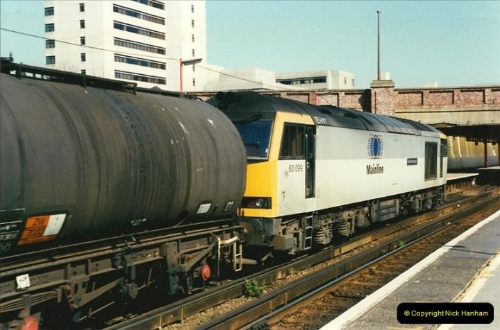 1997-04-07 Southampton, Hampshire.  (58)0657