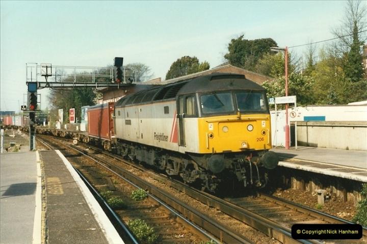 1997-04-07 Southampton, Hampshire.  (6)0605
