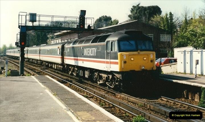 1997-04-07 Southampton, Hampshire.  (61)0660