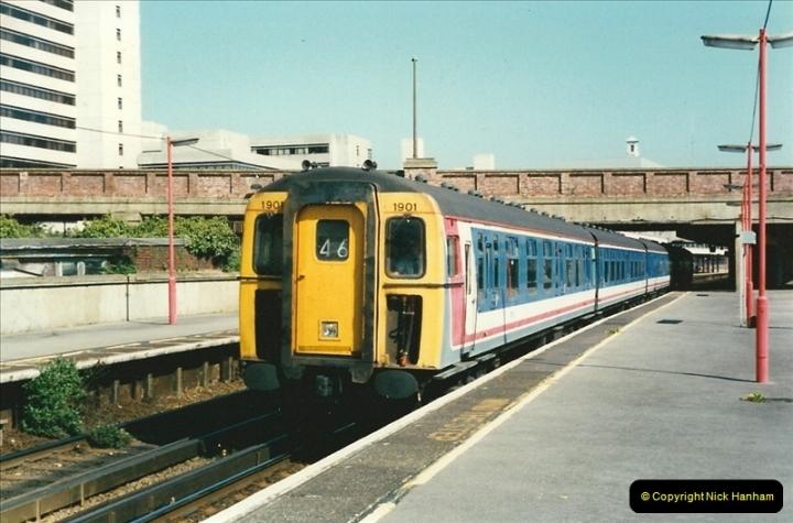 1997-04-07 Southampton, Hampshire.  (62)0661