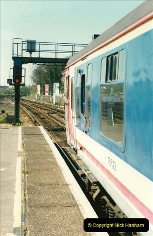 1997-04-07 Southampton, Hampshire.  (63)0662