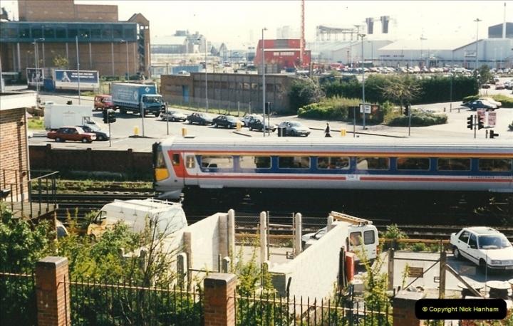 1997-04-07 Southampton, Hampshire.  (64)0663