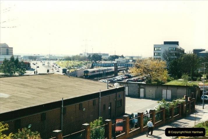 1997-04-07 Southampton, Hampshire.  (65)0664