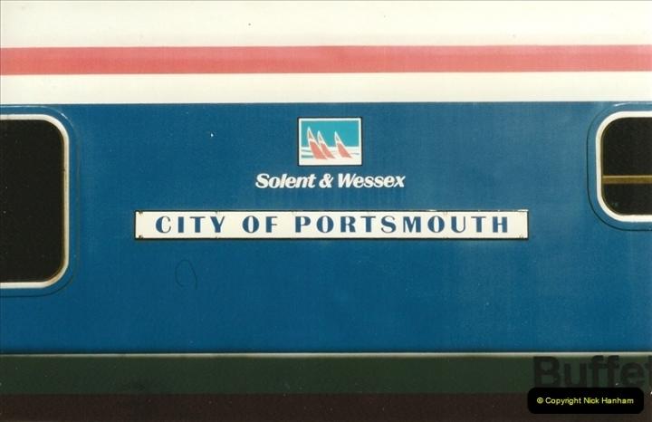 1997-04-07 Southampton, Hampshire.  (68)0667