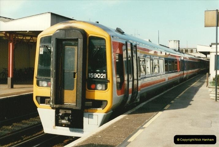 1997-04-07 Southampton, Hampshire.  (69)0668