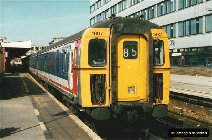1997-04-07 Southampton, Hampshire.  (70)0669