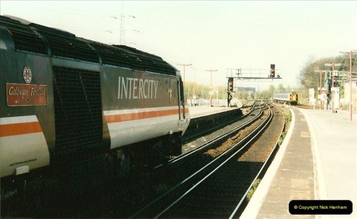 1997-04-07 Southampton, Hampshire.  (73)0672