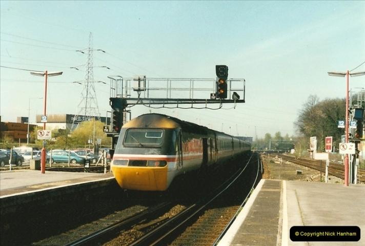1997-04-07 Southampton, Hampshire.  (74)0673